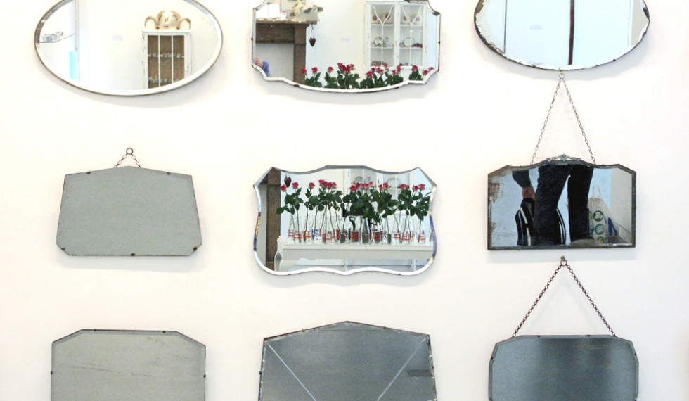 Mirrors by Kate Ferris